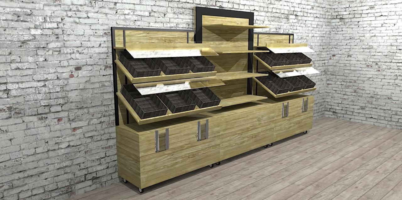 Artist Impression: Broodkasten bakkerij